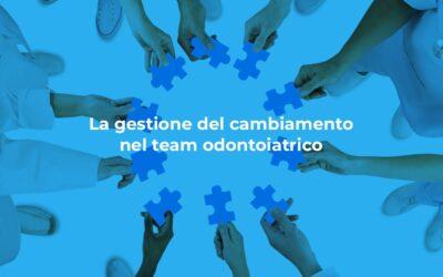 La gestione del cambiamento nel team